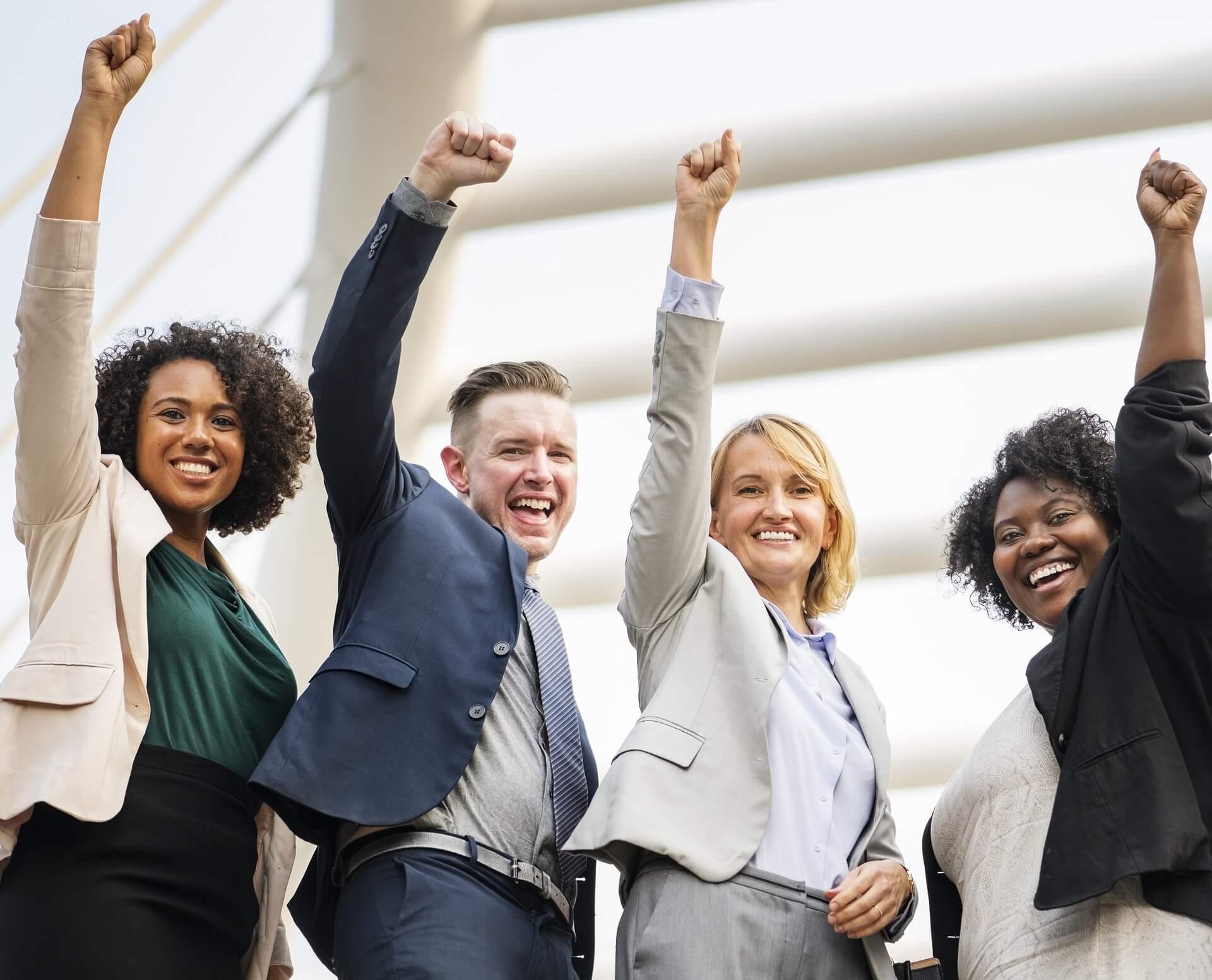 Erfolgreiche Unternehmer