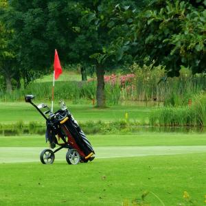 Golfen und Gutes tun Teil 5